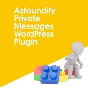 Astoundify Private Messages WordPress Plugin