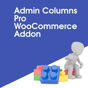 Admin Columns Pro WooCommerce Addon