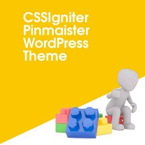 CSSIgniter Pinmaister WordPress Theme