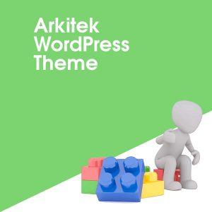 Arkitek WordPress Theme