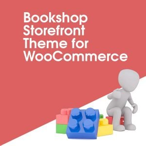 Bookshop Storefront Theme for WooCommerce
