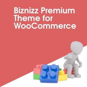 Biznizz Premium Theme for WooCommerce
