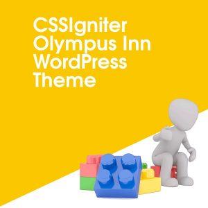 CSSIgniter Olympus Inn WordPress Theme