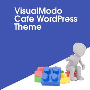 VisualModo Cafe WordPress Theme