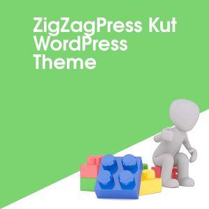 ZigZagPress Kut WordPress Theme