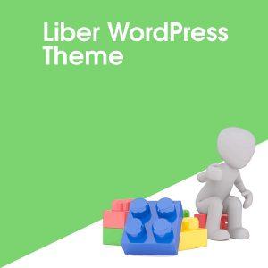 Liber WordPress Theme