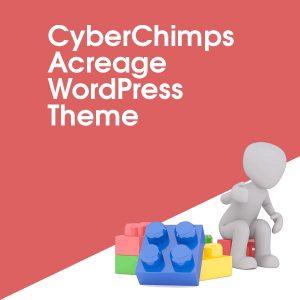 CyberChimps Acreage WordPress Theme