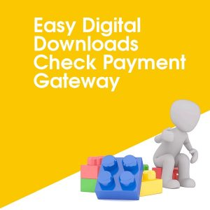 Easy Digital Downloads Check Payment Gateway