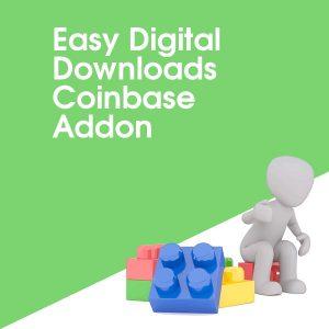 Easy Digital Downloads Coinbase Addon