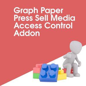 Graph Paper Press Sell Media Access Control Addon
