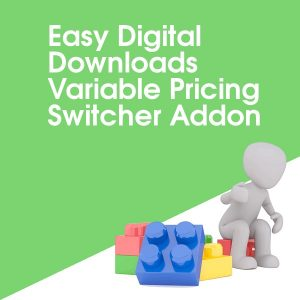 Easy Digital Downloads Variable Pricing Switcher Addon
