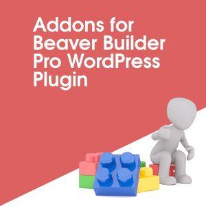 Addons for Beaver Builder Pro WordPress Plugin