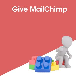 Give MailChimp