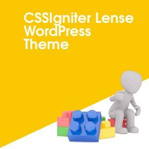 CSSIgniter Lense WordPress Theme